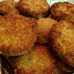 Fried green tomatoes, anyone?!