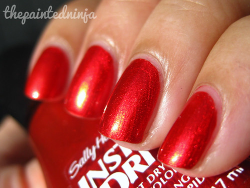 Sally Hansen Red-io Actlithiive