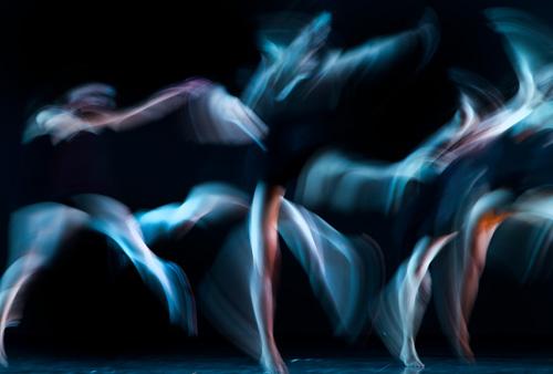 """Stelle danzanti"" alla galleria Fiaf Le Gru$"