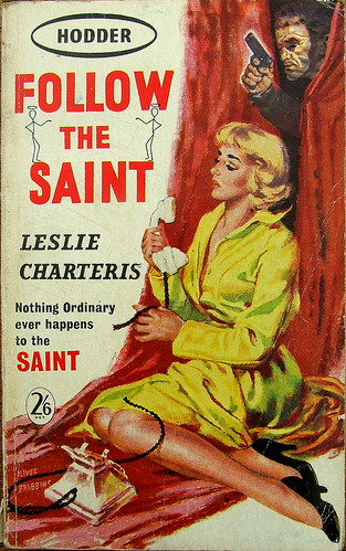 Follow The Saint - Hodder Books - Leslie Charteris - 1959