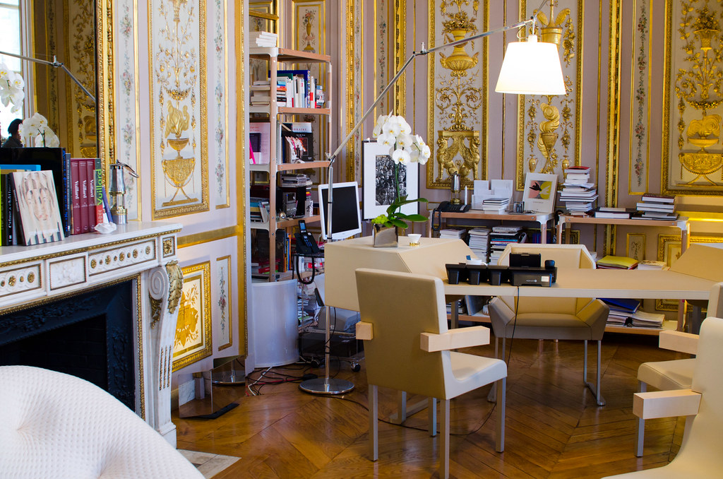 Bureau de la ministre de la Culture et de la Communication