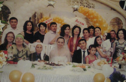 Wedding traditions in Kazakhstan