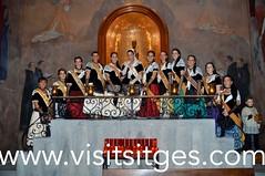 santa tecla sitges 2015 pubilles