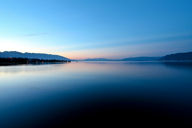 ErHai Lake 洱海