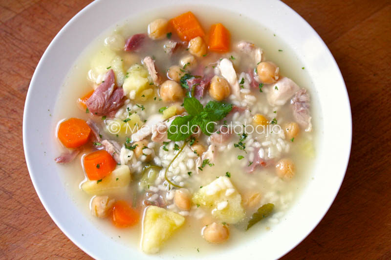 PUCHERO DE ARROZ-22