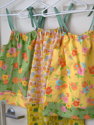 Pillowcase dresses 2