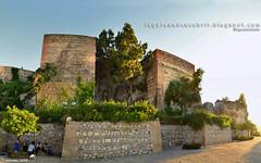 Castillo de Salobreña (Granada, España)