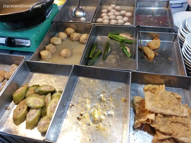 san peng yong tau fu leftovers