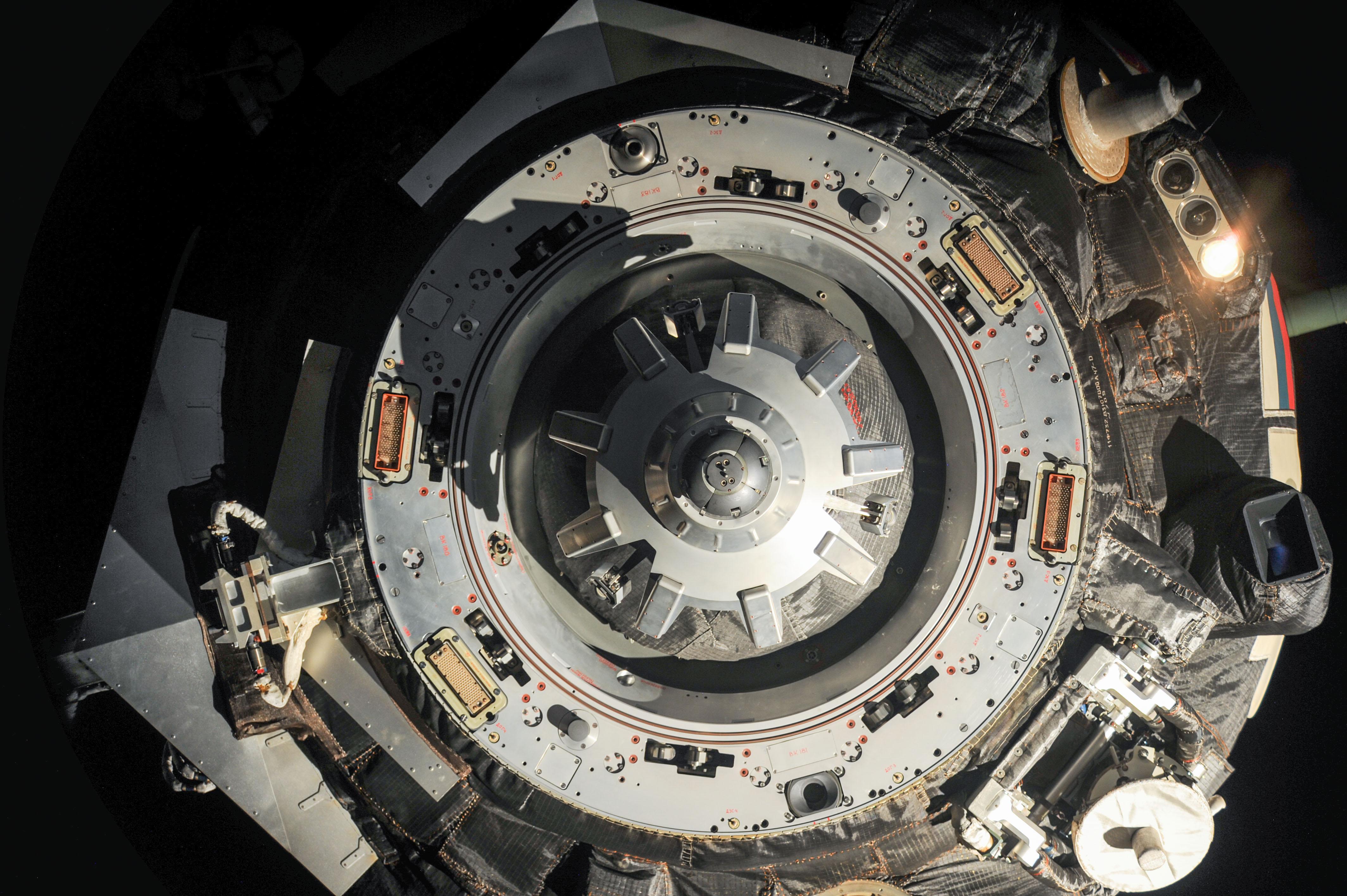 The Soyuz TMA-09M Spacecraft