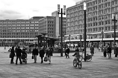 People on Alexanderplatz Ⅴ