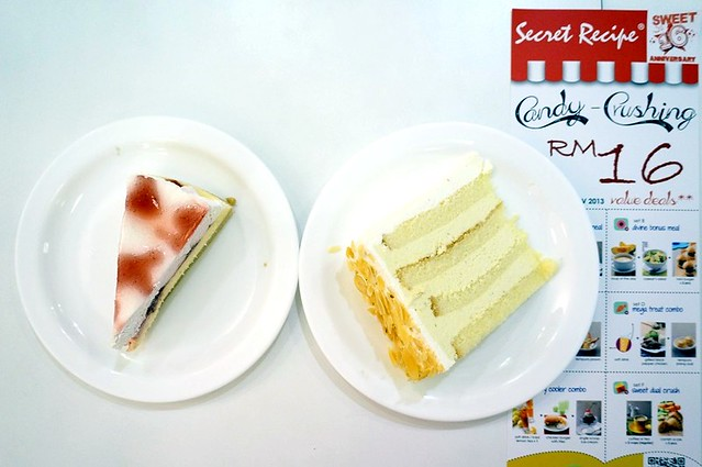 wechat secret recipe - buy 1 free i cake