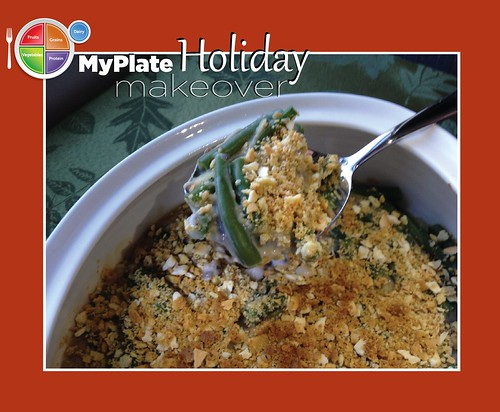 A Classic Holiday Favorite: Sarah's Green Bean Casserole