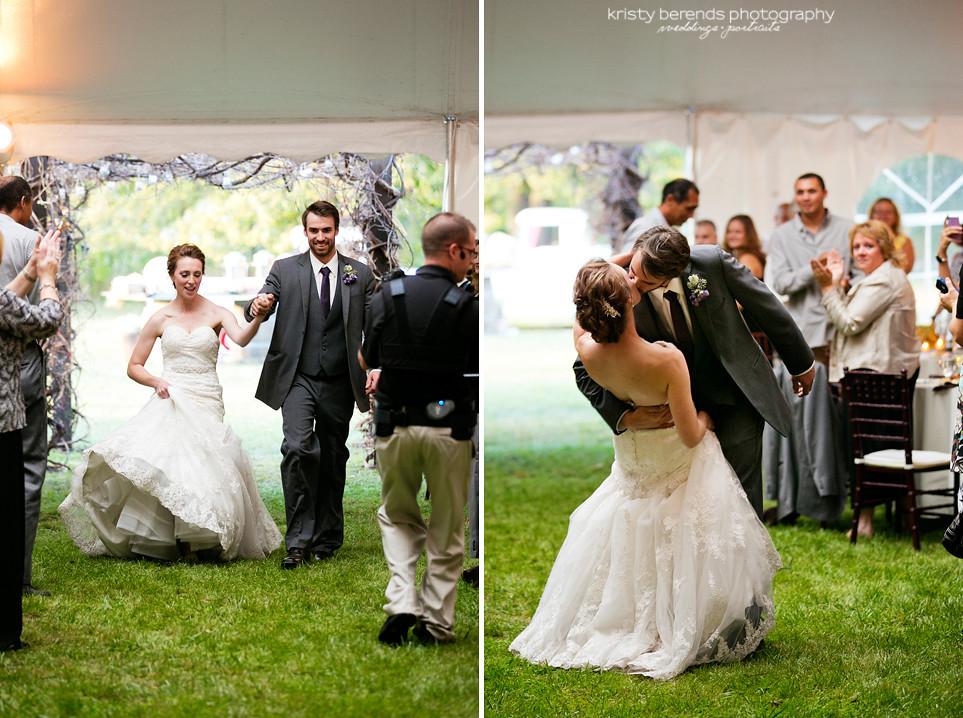 51 Dryden Wedding Reception