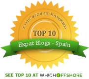 Top 10 Expat Blogs Spain