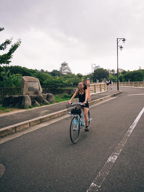 大阪漫遊 【單車地圖】<br>大阪旅遊單車遊記 大阪旅遊單車遊記 11003387634 7e140de185 c