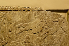 Assyrian Relief from the Northwest Palace at Nimrud
