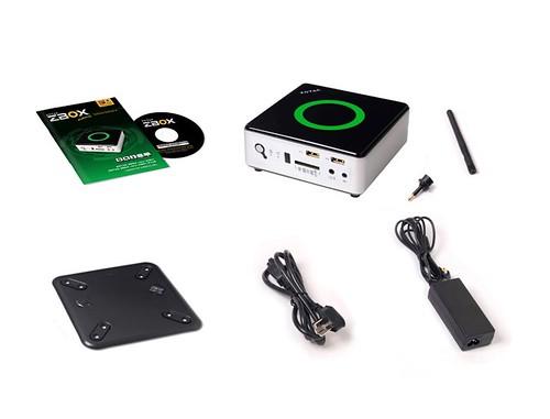 Zotac Zbox Nano AQ01
