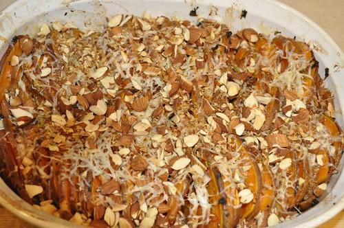 sweet potato gratin 30
