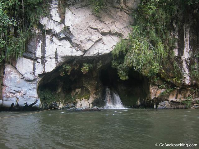 Caverna de los Guácharos