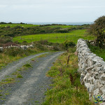 Country Road, The Burren - County Clare, Ireland