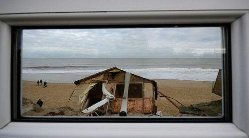 Storm Surge Devastation in Norfolk