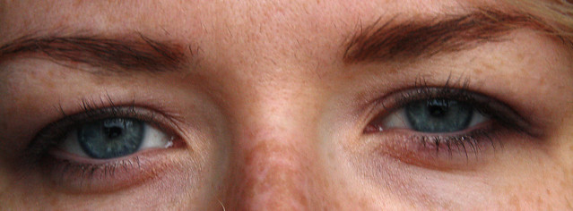 Rimmel Scandaleyes LycraFlex Before