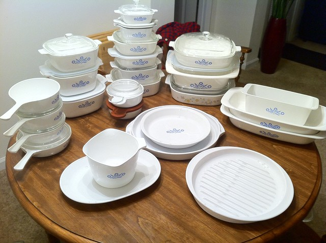 Corning Ware Collection