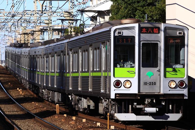 Toei 10-000 series 10-250F