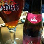 ベルギービール大好き!! バルブ・ルージュ Barbe Rouge