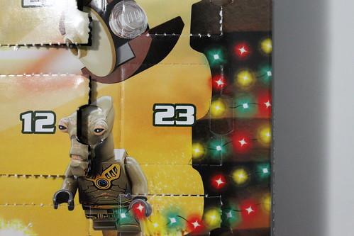 LEGO Star Wars 2013 Advent Calendar (75023) - Day 23