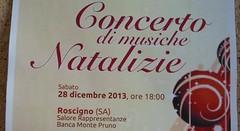 concerto 28 dicembre roscigno
