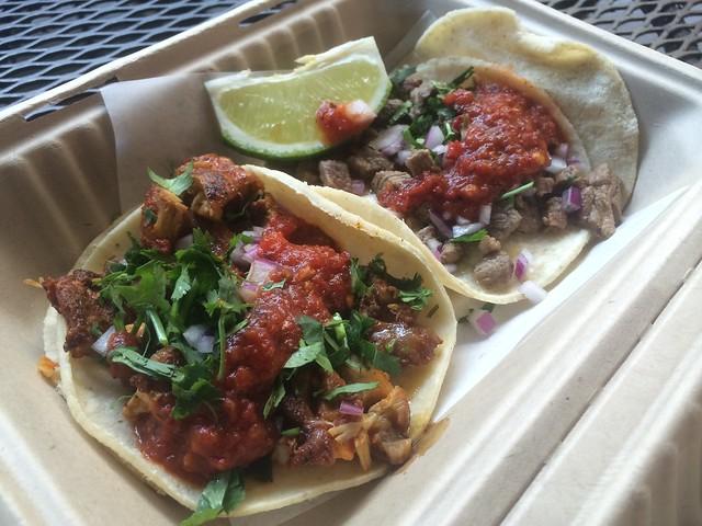 Street tacos - Publico Urban Taqueria