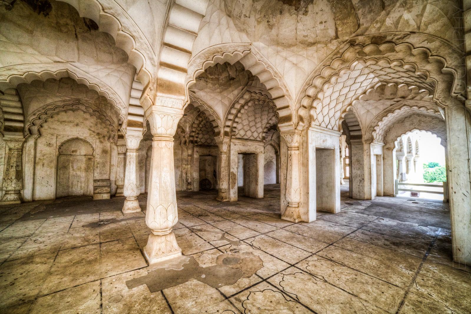 Bibi Ka Maqbara - The Mosque