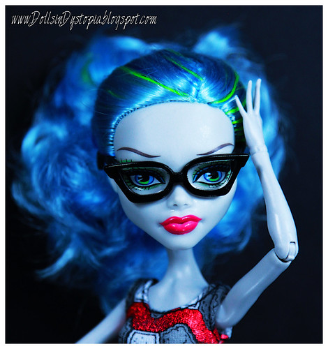 Ghoulia by DollsinDystopia
