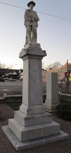 Randolph County WWI Monument (Wedowee, Alabama)