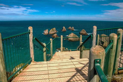 newzealand otago catlins nuggetpoint ahuririflat