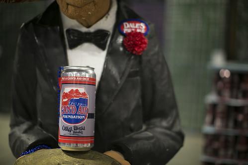 Oskar Blues Beer Dinner Chub Burger Cyclhops Hops 23rd Studios Photography (1)