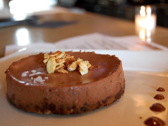 Cheesecake Burro di Arachidi e Cioccolato