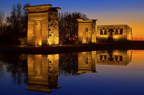 madrid night spain clear spagna templodedebod canonef24105mmf4lis templeofdebod canoneos60 tempiodidebod andreapucci