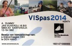 VISpas 2014 GHV