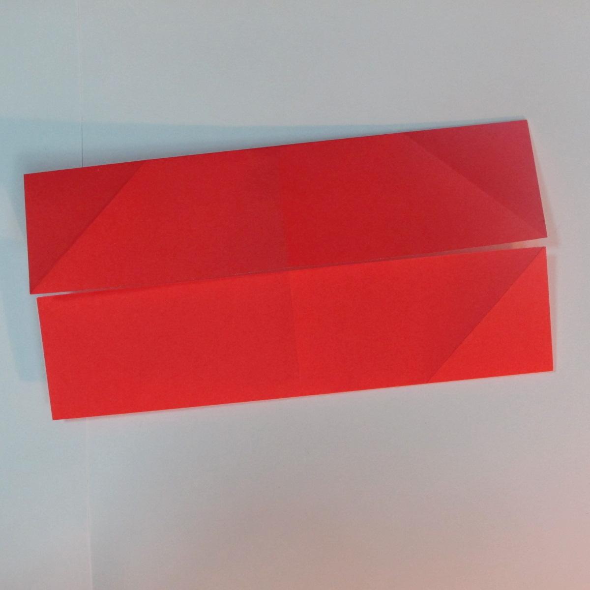 วิธีพับกระดาษพับดอกกุหลาบ 004