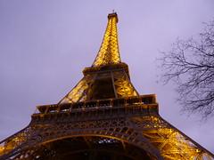 Eiffel Tower  30 Dec 2013
