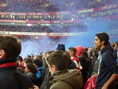 Arsenal vs Everton  08 Dec 2013