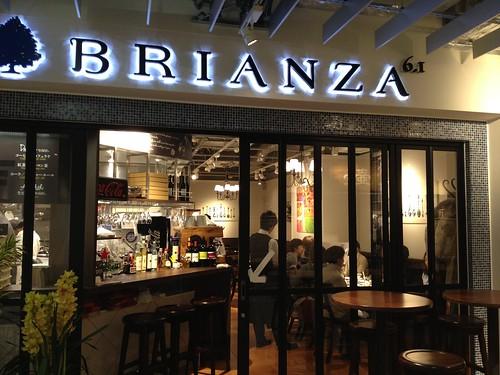 お店の入り口@ブリアンツァ 6・1