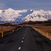 The ring road, Iceland by schmitzcory