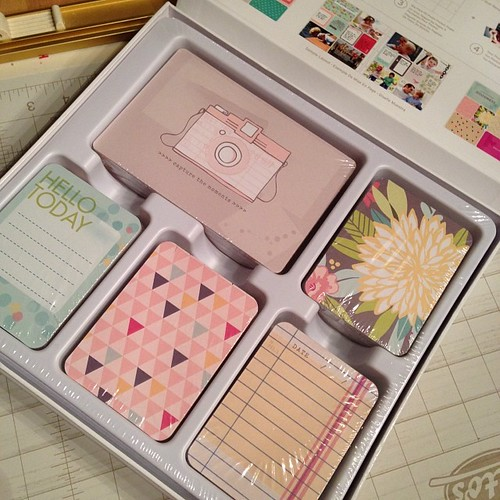 37:365 Super cute Project Life kit + 40% off coupon = no willpower for me