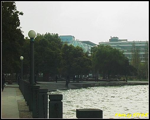 杭州 西湖 (其他景點) - 039 (湖濱路的湖畔)