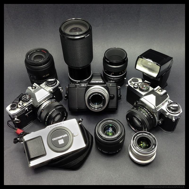 Camera Gear Lust