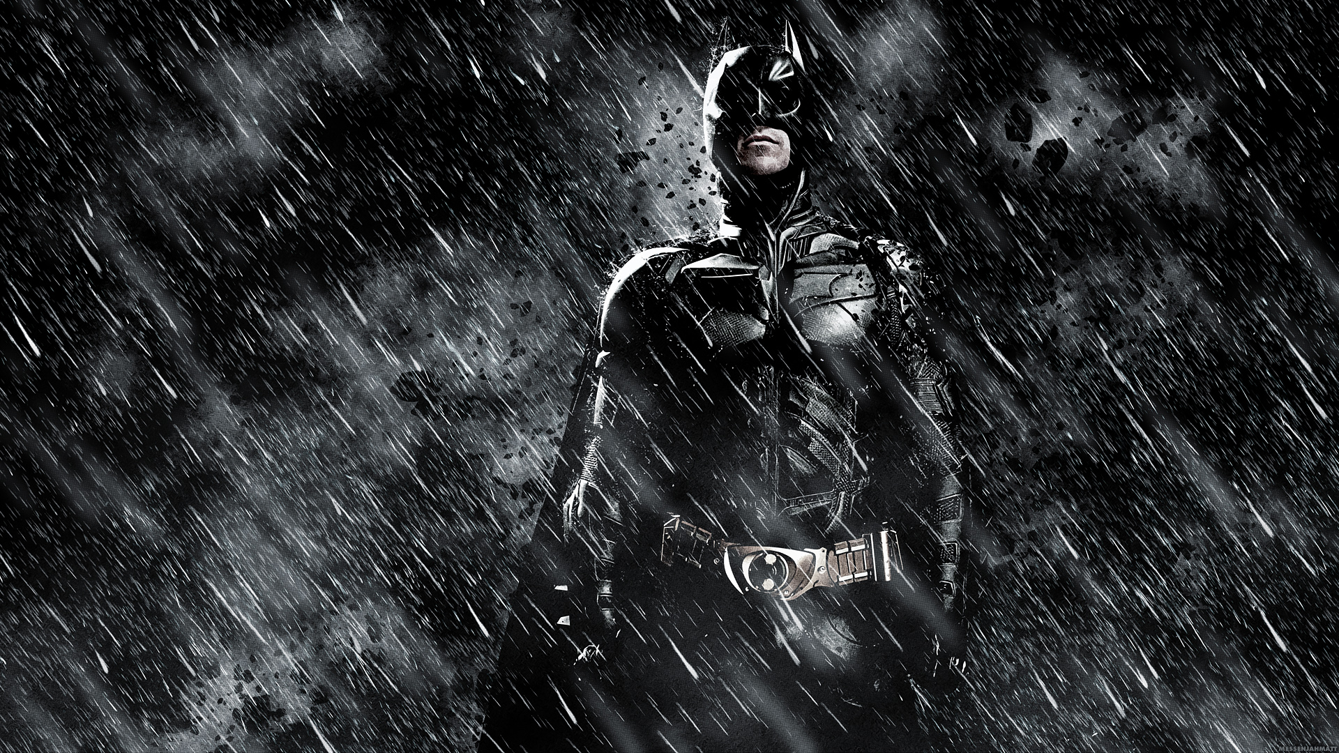 Batman In Dark Knight Rises - Top 10 HD Batman Movie Desktop Wallpapers