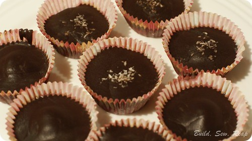 Yummy Chocolates by Build Sew Reap1